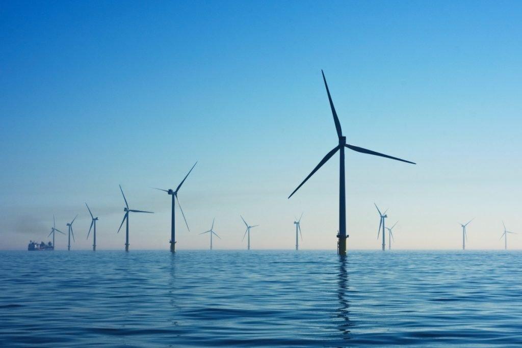 offshore wind turbine Ørsted